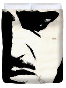 The Godfather Duvet Cover by Dale Loos Jr
