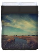 The Love We Give Duvet Cover by Laurie Search