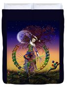 The Lover Duvet Cover by Kd Neeley