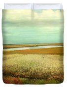 The Low Country Duvet Cover by Amy Tyler