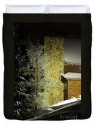 The Night Light Duvet Cover by Lois Bryan