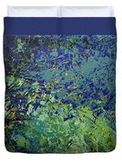 The Pond Duvet Cover by Linda Bailey