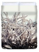 The Roots Duvet Cover by Lisa Russo