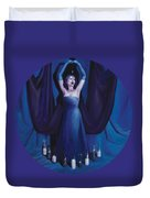 The Seer Duvet Cover by Shelley Irish