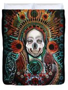 The Singularity Duvet Cover by Michael Kulick
