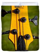 The Soundgear Guitar By Ibanez Duvet Cover by David Patterson
