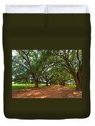 The Southern Way  Duvet Cover by Steve Harrington