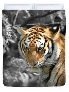 The Tiger Duvet Cover by Dan Sproul