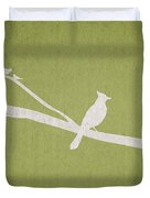 The Tree Branch Duvet Cover by Aged Pixel