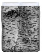 The Trees Have Eyes Duvet Cover by Heidi Smith