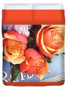 The Tribute Duvet Cover by Amy S Turner