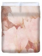 The Value Of A Moment - Vintage Art By Jordan Blackstone Duvet Cover by Jordan Blackstone