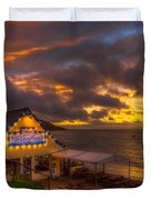 The Waterfront Duvet Cover by English Landscapes
