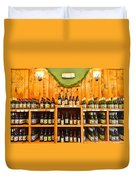 The Wine Cellar Duvet Cover by Frozen in Time Fine Art Photography