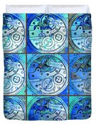 There Is Never Enough Time 20130606cool82 Duvet Cover by Wingsdomain Art and Photography
