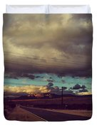 This Journey of Ours Duvet Cover by Laurie Search