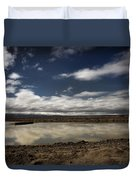This Makes It All Worth It Duvet Cover by Laurie Search