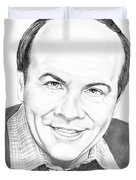 Tim Conway Duvet Cover by Murphy Elliott