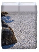 Timeless Zen Duvet Cover by Joy Hardee