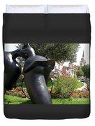 Tour De France Duvet Cover by France  Art