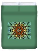 Tourlidou S01-01 Duvet Cover by Variance Collections