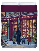 Toy Shop Variant 2 Duvet Cover by Steve Read