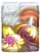 Transwarp Duvet Cover by Anastasiya Malakhova