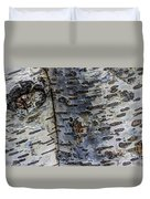 Tree People Duvet Cover by Heidi Smith