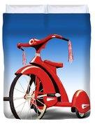 Trike Duvet Cover by Mike McGlothlen