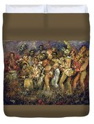 Tropicana Havana Duvet Cover by Tomas Castano