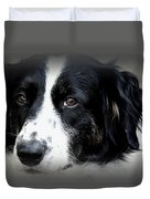 True Companion Duvet Cover by Melanie Lankford Photography