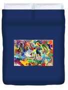 Truth For Sale N Duvet Cover by David Baruch Wolk
