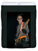 U2-adam-gp24 Duvet Cover by Timothy Bischoff
