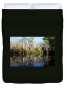 Ultimate Reflection Duvet Cover by Debra Forand