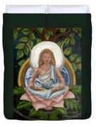 Universal Goddess Duvet Cover by Samantha Geernaert