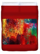 Untamed Colors  Duvet Cover by Prakash Ghai