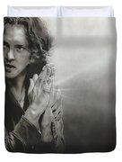 'vedder Iv' Duvet Cover by Christian Chapman Art
