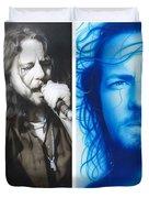 'Vedder Mosaic I' Duvet Cover by Christian Chapman Art