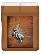Venetian Fairy Duvet Cover by Kd Neeley