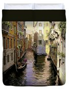 Venezia Chiara Duvet Cover by Guido Borelli
