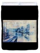 Venice Canal Grande Duvet Cover by Frank Tschakert