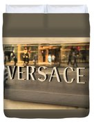 Versace Duvet Cover by Dan Sproul