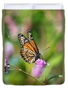 Viceroy Butterfly Duvet Cover by Christina Rollo