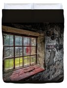 Victorian Decay Duvet Cover by Adrian Evans