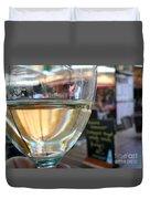 Vin Blanc Duvet Cover by France  Art