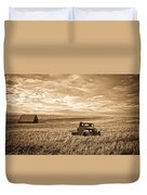 Vintage Days Gone By Duvet Cover by Steve McKinzie
