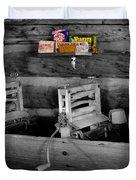 Vintage Laundry Duvet Cover by Deniece Platt
