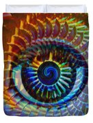 Visionary Duvet Cover by Gwyn Newcombe
