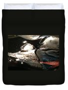 Voyage Duvet Cover by Gaby Tench