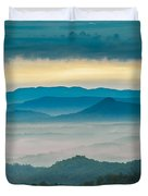 Waiting For The Sun Duvet Cover by Joye Ardyn Durham